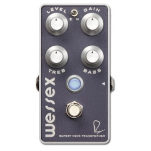 BONGER PEDALE WESSEX OVERDRIVE