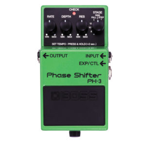BOSS PEDALE PH-3 PHASE SHIFTER