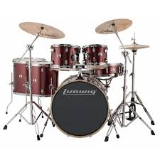 LUDWIG BATTERIA LCEE6220-25 Element Evolution