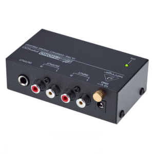 BEHRINGER ULTRA COMPACT PHONO PREAMP PP400