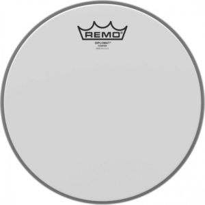 REMO PELLE BD-0110-00 10″ DIPLOMAT COATED