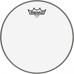 REMO PELLE BD-0308-00 8″ DIPLOMAT CLEAR